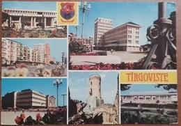 TIRGOVISTE – VIAGG. 1991 – (2191) - Romania