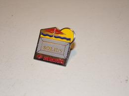 """Pin's """" Atlantic Solius """" Radiateurs ?? - Trademarks"""