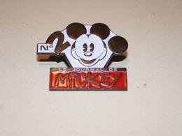 "Pin's "" Le Journal De Mickey "" - Trademarks"