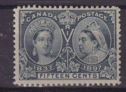 CANADA :  N° 46* . B . 1897 . - Unused Stamps