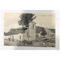 Matafelon  L' Eglise - France