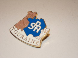 "Pin's "" SPA Touraine "" - Animals"