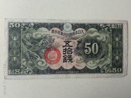 50 Sen 1938 - Giappone