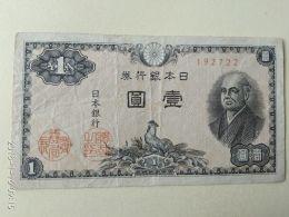 1 Yuan 1946 - Japón