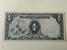 1 Peso 1942 - Japan