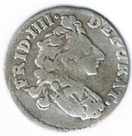 NORVEGE - 8 Skilling 1708 - Norvegia