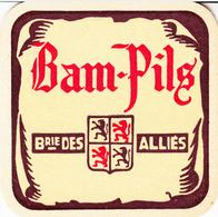 Bam-Pils  Brasserie Des Alliés - Sous-bocks