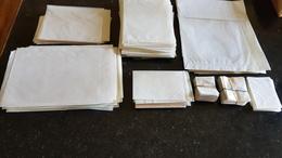 Lot De Plus De 500 Enveloppes Cellophane (voir Description) - Transparante Hoezen