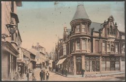 Fore Street, Redruth, Cornwall, C.1905-10 - Frith Postcard - England