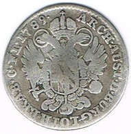AUTRICHE - (Pays-Bas) - 14 Liard 1789 Joseph II - Austria