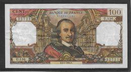 France 100 Francs Corneille - 3-2-1966 - Fayette N°65-11 - SUP - 1962-1997 ''Francs''