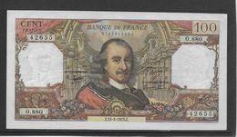 France 100 Francs Corneille - 15-5-1975 - Fayette N°65-49 - TTB - 1962-1997 ''Francs''