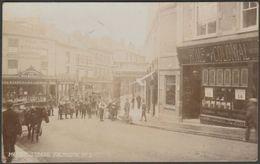 Market Strand, Falmouth, Cornwall, C.1905 - Bragg RP Postcard - Falmouth