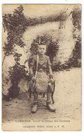 CAMBODGE AVANT LA COUPE DE CHEVEUX - Cambodia
