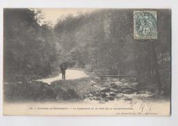 Environs De REMIREMONT (88 - Vosges) - La Combeauté Et Le Pont De La Roche-Busniére - Animée - Remiremont