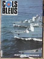 Cols Bleus N°1649 (14 Fév 1981) Stratégie  Navale - Rigault De Genouilly - Chronique Des Ports Et Bases - Livres, BD, Revues