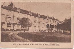 P S P BRACHAY COLONIES DE VACANCES 1907 1902 - Autres Communes