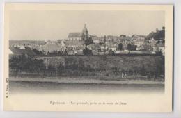 EPERNON - Vue Générale, Prise De La Route De Drou - Epernon