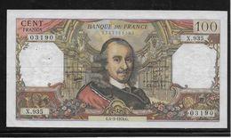 France 100 Francs Corneille - 4-3-1976 - Fayette N°65-52 - SUP - 1962-1997 ''Francs''