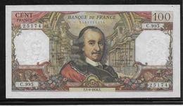 France 100 Francs Corneille - 5-8-1976 - Fayette N°65-54 - SUP - 100 F 1964-1979 ''Corneille''