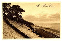 CPA 33 Gironde Le Moulleau Les Grandes Dunes Des Abatilles - France