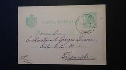 Romania - 1901 - Mi: P 38 O - Postal Stationery - Look Scan - Entiers Postaux