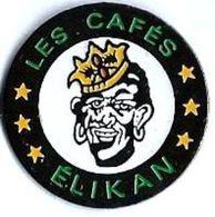 CAFE - C10 - ELIKAN - Verso : STARPIN's - Food