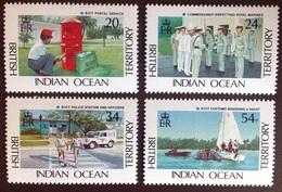 British Indian Ocean Territory BIOT 1991 Island Services MNH - British Indian Ocean Territory (BIOT)