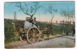 IT-2786   ROMA : Campagna Romana Carriettier Da Vino - Transports