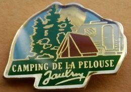 Z...289 )......ECUSSON../..........JAULNAY...département D'Indre-et-Loire........ CAMPING DE LA  PELOUSE - Cities