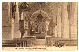 CPA 52 Haute-Marne Saint-Dizier Intérieur De L'Eglise - Saint Dizier