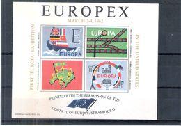 Europa 1962 - Souvenir Sheet - XX/MNH  (to See) - Europa-CEPT