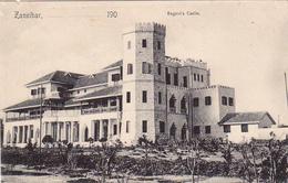 Cpa Zanzibar - Regent's Castle - Tanzania