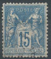 Lot N°39412  N°101, Oblit Cachet à Date - 1876-1878 Sage (Type I)