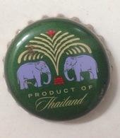 Thailand Used CHANG Beer Bottle Crown Cap / Kronkorken / Capsule / Chapa / Tappi - Beer