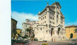Principauté De Monaco -    La Cathédrale          Y36 - Cattedrale Dell'Immacolata Concezione