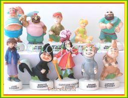 Peter Pan Mat ... Série Complète .. Ref AFF :31-2003 .. ( Pan 0017) - Disney