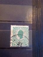 Danish West Indies DWI 1905 5c Green Used SG 51 Sc 31 Mi 29 - Denmark (West Indies)