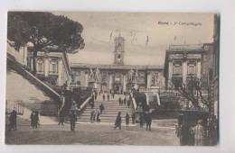 ROMA - Il Campidoglio - Animée - Roma (Rome)