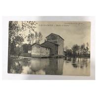 Saint Jean Sur  Veyle  Moulin De Foulon - France