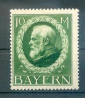 Bayern 108I FRIEDENSDRUCK**POSTFRISCH BPP 70EUR (71317 - Bayern (Baviera)