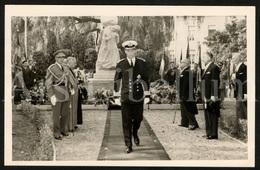 Postcard / ROYALTY / Belgique / Prince Albert / Prins Albert / 1959 / Leuven / Inauguration Monument Aux Morts - Leuven