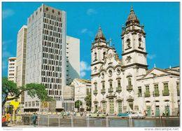 BRASIL RECIFE  IGREJA SAO  ANTONIO - Recife
