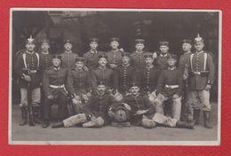 Berlin -- Carte Photo --soldats Allemands --  15/6/1917 - Autres