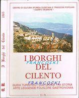TORCHIARA(SALERNO)-I BORGHI DEL CILENTO RICERCHE-1985- - Books, Magazines, Comics