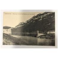 Thoirette  Pont Sur L' Ain Et Les Rochers De Courtoufle - Other Municipalities