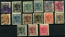 1910- Elobey Nº 35/50 - Elobey, Annobon & Corisco