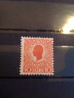 Danish West Indies DWI 1905 10c Red Mint SG 52 Sc 32 Mi 30 - Denmark (West Indies)