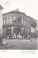 Diest-Bazar Du Bon Marché Et Coin De La Rue Longue. - Diest