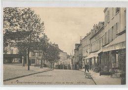95 Val D'oise - Montmorency Place Du Marché - Montmorency
